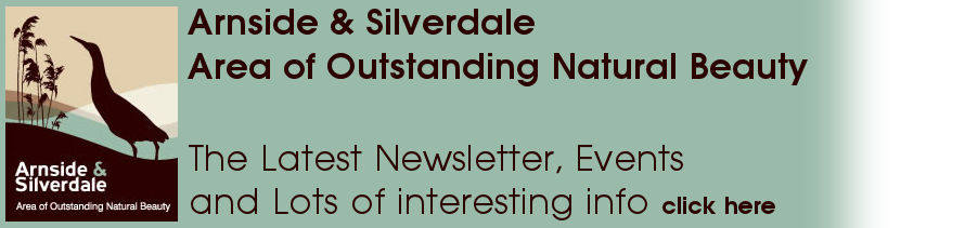 Arnside and Silverdale AONB Newsletter click here